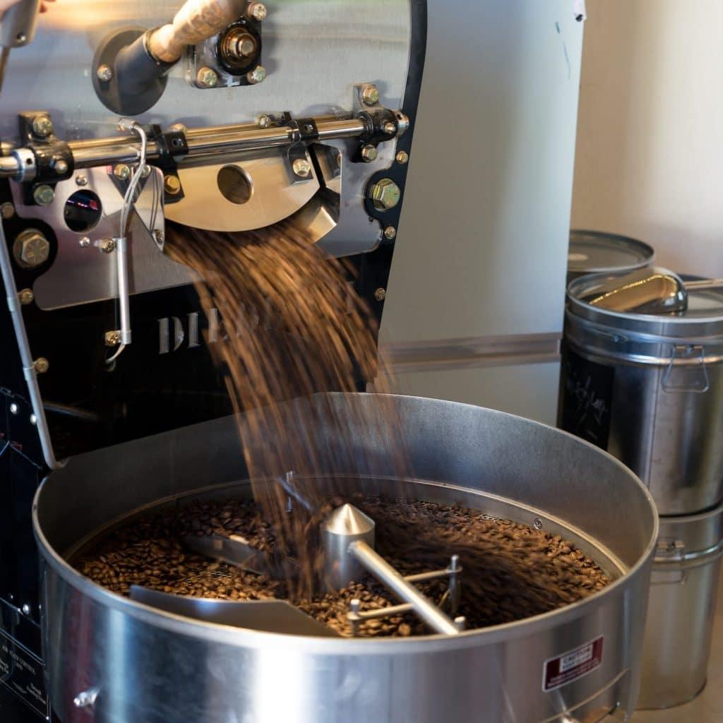 Kaffeerösterei auf dem Birkenhof im Schmallenberger Sauerland