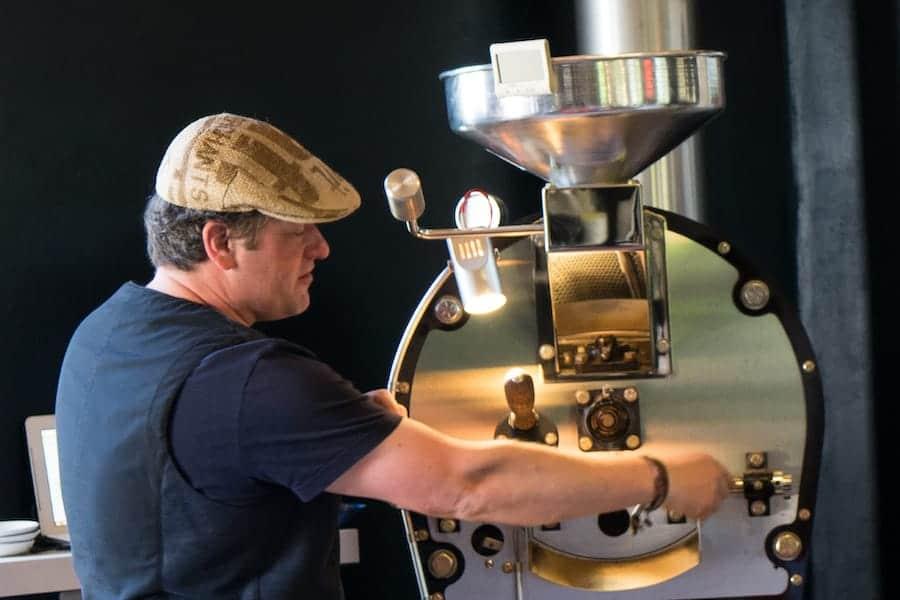 Kaffeerösterei in Schmallenberg, Sauerland