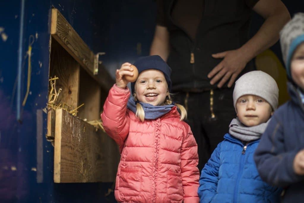 Landleben auf dem Kinderbauernhof im Sauerland