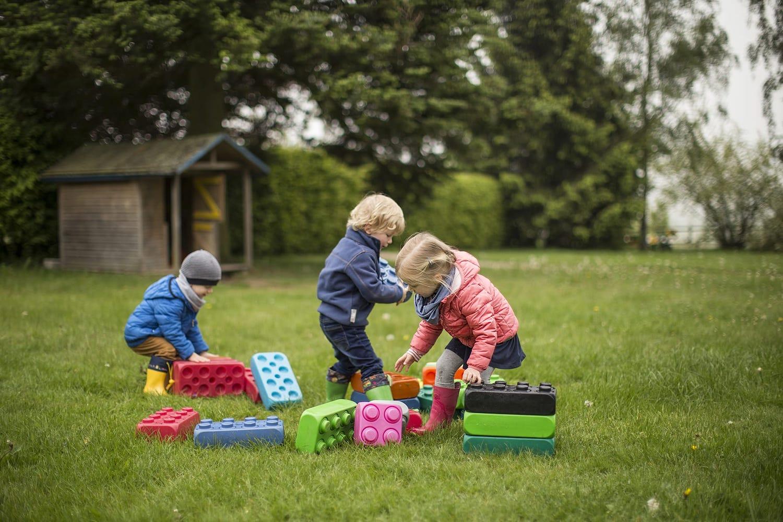 Kinderparadies auf dem Kinderbauernhof im Sauerland